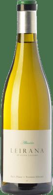 32,95 € Kostenloser Versand | Weißwein Forjas del Salnés Leirana Ma. Luisa Lázaro D.O. Rías Baixas Galizien Spanien Albariño Flasche 75 cl