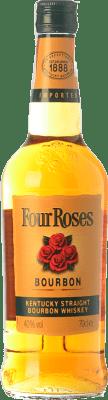 15,95 € Envío gratis | Bourbon Four Roses Kentucky Estados Unidos Botella 70 cl