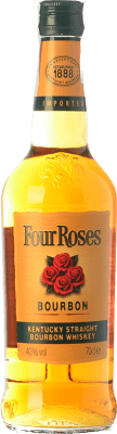 17,95 € Free Shipping | Bourbon Four Roses Kentucky United States Bottle 70 cl