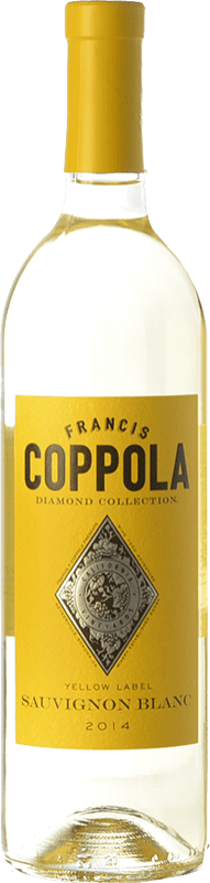 21,95 € Envoi gratuit | Vin blanc Francis Ford Coppola Diamond I.G. California Californie États Unis Sauvignon Blanc Bouteille 75 cl
