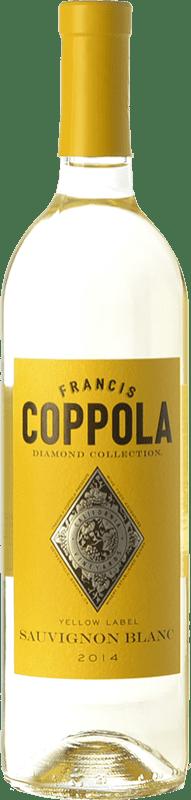 21,95 € Free Shipping | White wine Francis Ford Coppola Diamond I.G. California California United States Sauvignon White Bottle 75 cl