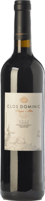43,95 € Envío gratis | Vino tinto Clos Dominic Vinyes Altes Crianza D.O.Ca. Priorat Cataluña España Garnacha, Cariñena Botella 75 cl