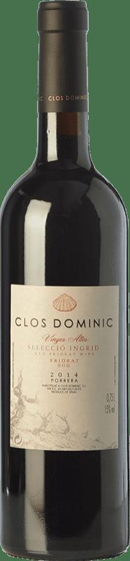 65,95 € Free Shipping   Red wine Clos Dominic Vinyes Altes Selecció Íngrid Crianza D.O.Ca. Priorat Catalonia Spain Grenache Bottle 75 cl