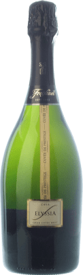 11,95 € Free Shipping | White sparkling Freixenet Elyssia Gran Cuvée Brut D.O. Cava Catalonia Spain Pinot Black, Macabeo, Chardonnay, Parellada Bottle 75 cl. | Thousands of wine lovers trust us to get the best price guarantee, free shipping always and hassle-free shopping and returns.