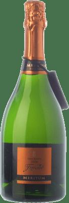 15,95 € Free Shipping | White sparkling Freixenet Meritum Gran Reserva D.O. Cava Catalonia Spain Macabeo, Xarel·lo, Parellada Bottle 75 cl | Thousands of wine lovers trust us to get the best price guarantee, free shipping always and hassle-free shopping and returns.