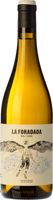 18,95 € Envoi gratuit | Vin blanc Frisach La Foradada D.O. Terra Alta Catalogne Espagne Grenache Blanc Bouteille 75 cl