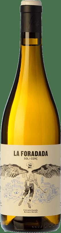 16,95 € Free Shipping | White wine Frisach La Foradada D.O. Terra Alta Catalonia Spain Grenache White Bottle 75 cl
