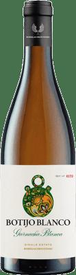 9,95 € Envoi gratuit | Vin blanc Frontonio Botijo Garnacha Blanca I.G.P. Vino de la Tierra de Valdejalón Aragon Espagne Grenache Blanc, Macabeo Bouteille 75 cl