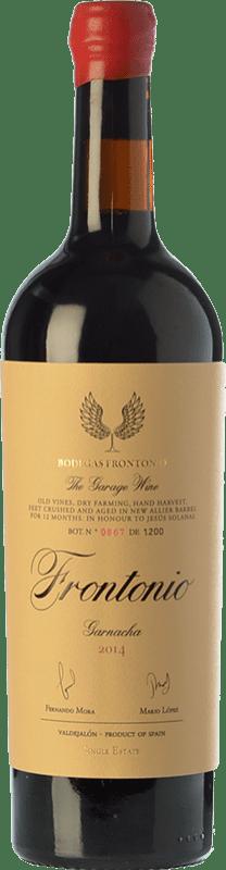 29,95 € Envoi gratuit | Vin rouge Frontonio Crianza I.G.P. Vino de la Tierra de Valdejalón Aragon Espagne Grenache Bouteille 75 cl