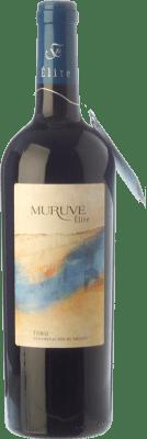 25,95 € Free Shipping | Red wine Frutos Villar Muruve Élite Crianza D.O. Toro Castilla y León Spain Tinta de Toro Bottle 75 cl
