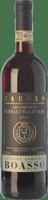 43,95 € Free Shipping | Red wine Gabutti-Boasso Barolo Serralunga D.O.C.G. Barolo Piemonte Italy Nebbiolo Bottle 75 cl