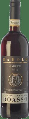 55,95 € Free Shipping | Red wine Gabutti-Boasso Barolo Gabutti D.O.C.G. Barolo Piemonte Italy Nebbiolo Bottle 75 cl
