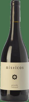 9,95 € Free Shipping | Red wine Galgo Místicos Joven D.O. Calatayud Aragon Spain Grenache Bottle 75 cl