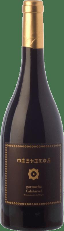 8,95 € Free Shipping | Red wine Galgo Místicos Joven D.O. Calatayud Aragon Spain Grenache Bottle 75 cl