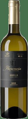 25,95 € Free Shipping   White wine Gancedo Herencia del Capricho Crianza D.O. Bierzo Castilla y León Spain Godello, Doña Blanca Bottle 75 cl