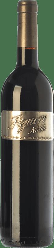 65,95 € Envío gratis | Vino tinto Figuero Noble Reserva D.O. Ribera del Duero Castilla y León España Tempranillo Botella 75 cl