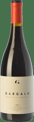 15,95 € Free Shipping | Red wine Gargalo Mencía Joven D.O. Monterrei Galicia Spain Tempranillo, Mencía Bottle 75 cl