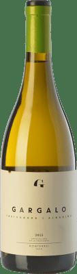 17,95 € Free Shipping | White wine Gargalo Treixadura-Albariño D.O. Monterrei Galicia Spain Treixadura, Albariño Bottle 75 cl