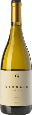 15,95 € Free Shipping | White wine Gargalo D.O. Monterrei Galicia Spain Godello Bottle 75 cl