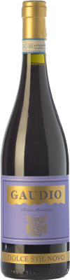 9,95 € Envoi gratuit | Vin rouge Gaudio Dolce Stil Novo D.O.C. Malvasia di Casorzo d'Asti Piémont Italie Malvasia di Casorzo Bouteille 75 cl