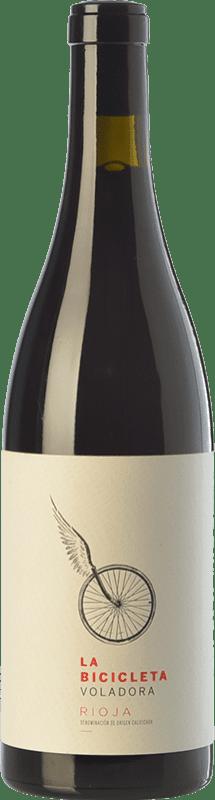 10,95 € Free Shipping   Red wine Germán R. Blanco La Bicicleta Voladora Joven D.O.Ca. Rioja The Rioja Spain Tempranillo, Viura Bottle 75 cl