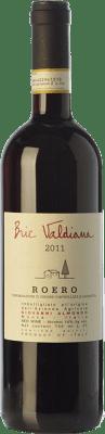 39,95 € Free Shipping | Red wine Giovanni Almondo Bric Valdiana D.O.C.G. Roero Piemonte Italy Nebbiolo Bottle 75 cl