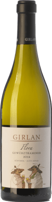 19,95 € Free Shipping | White wine Girlan Flora D.O.C. Alto Adige Trentino-Alto Adige Italy Gewürztraminer Bottle 75 cl