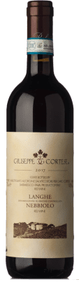 19,95 € Free Shipping   Red wine Giuseppe Cortese D.O.C. Langhe Piemonte Italy Nebbiolo Bottle 75 cl