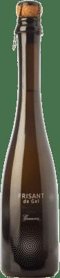 15,95 € Envio grátis | Vinho doce Gramona Frisant de Gel D.O. Penedès Catalunha Espanha Gewürztraminer Meia Garrafa 37 cl