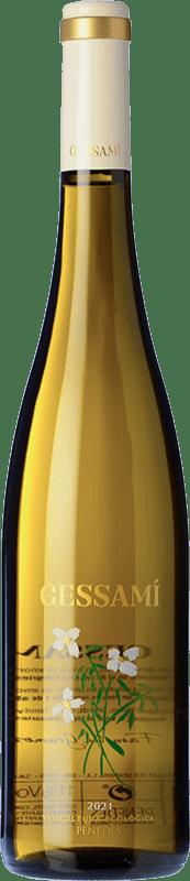 12,95 € Envio grátis | Vinho branco Gramona Gessamí D.O. Penedès Catalunha Espanha Sauvignon Branca, Gewürztraminer, Mascate Grão Pequeno Garrafa 75 cl
