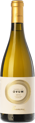13,95 € Free Shipping | White wine Gramona Ovum D.O. Penedès Catalonia Spain Xarel·lo Bottle 75 cl | Thousands of wine lovers trust us to get the best price guarantee, free shipping always and hassle-free shopping and returns.