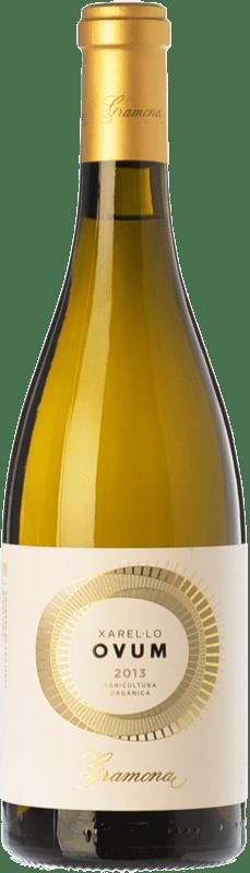 15,95 € Free Shipping | White wine Gramona Ovum D.O. Penedès Catalonia Spain Xarel·lo Bottle 75 cl