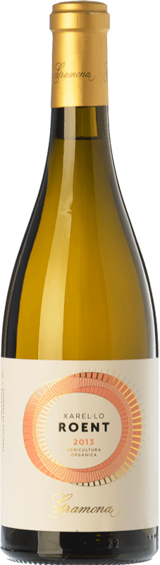 21,95 € Free Shipping | White wine Gramona Roent D.O. Penedès Catalonia Spain Xarel·lo Bottle 75 cl