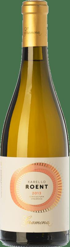 21,95 € Free Shipping | White wine Gramona Roent D.O. Penedès Catalonia Spain Xarel·lo Bottle 75 cl