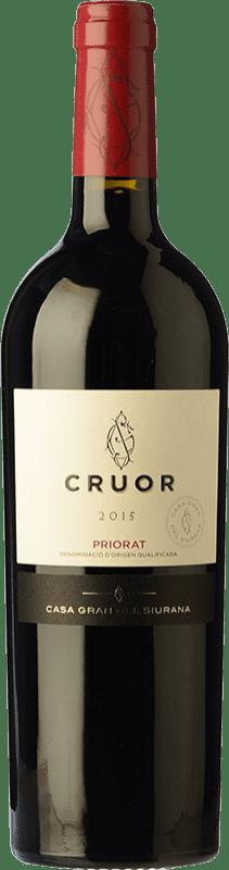 23,95 € Envoi gratuit   Vin rouge Gran del Siurana Cruor Crianza D.O.Ca. Priorat Catalogne Espagne Syrah, Grenache, Cabernet Sauvignon, Carignan Bouteille 75 cl