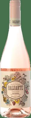 6,95 € Kostenloser Versand | Rosé-Wein Gran Feudo Baluarte D.O. Navarra Navarra Spanien Grenache Flasche 75 cl