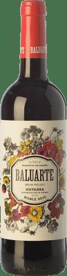 4,95 € Envío gratis | Vino tinto Gran Feudo Baluarte Roble D.O. Navarra Navarra España Tempranillo Botella 75 cl