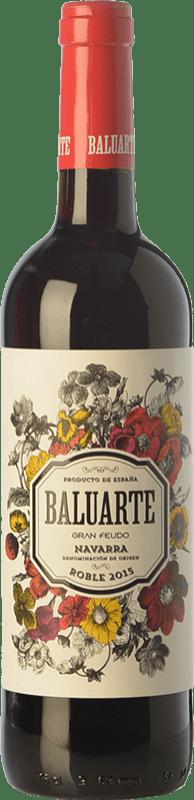 4,95 € Envoi gratuit   Vin rouge Gran Feudo Baluarte Roble D.O. Navarra Navarre Espagne Tempranillo Bouteille 75 cl