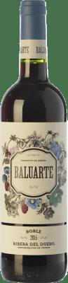 8,95 € Kostenloser Versand | Rotwein Gran Feudo Baluarte Roble D.O. Ribera del Duero Kastilien und León Spanien Tempranillo Flasche 75 cl