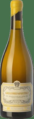 31,95 € Free Shipping   White wine Gregorio Martínez Selección Mónica Martínez Crianza D.O.Ca. Rioja The Rioja Spain Viura Bottle 75 cl