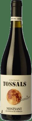 12,95 € Free Shipping | Red wine Grifoll Declara Tossals Junior Joven D.O. Montsant Catalonia Spain Grenache, Cabernet Sauvignon, Carignan Bottle 75 cl