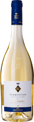 19,95 € Free Shipping | White wine Guado al Tasso D.O.C. Bolgheri Tuscany Italy Vermentino Bottle 75 cl