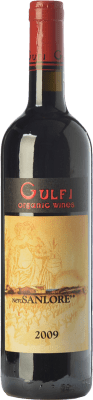 42,95 € Free Shipping | Red wine Gulfi Nero Sanloré I.G.T. Terre Siciliane Sicily Italy Nero d'Avola Bottle 75 cl