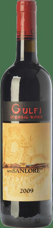 41,95 € Envoi gratuit | Vin rouge Gulfi Nero Sanloré I.G.T. Terre Siciliane Sicile Italie Nero d'Avola Bouteille 75 cl