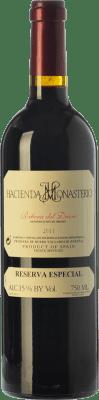 83,95 € Free Shipping | Red wine Hacienda Monasterio Especial Reserva D.O. Ribera del Duero Castilla y León Spain Tempranillo, Cabernet Sauvignon Bottle 75 cl