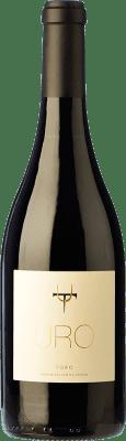 28,95 € Envío gratis | Vino tinto Terra d'Uro Uro Crianza D.O. Toro Castilla y León España Tempranillo Botella 75 cl