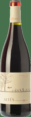 9,95 € Free Shipping | Red wine Herència Altés Garnatxa Negre Joven D.O. Terra Alta Catalonia Spain Grenache Bottle 75 cl