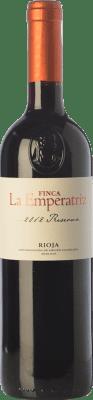27,95 € Envío gratis | Vino tinto Hernáiz La Emperatriz Reserva D.O.Ca. Rioja La Rioja España Tempranillo, Garnacha, Graciano, Viura Botella Mágnum 1,5 L