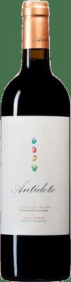 16,95 € Free Shipping | Red wine Hernando & Sourdais Antídoto Crianza D.O. Ribera del Duero Castilla y León Spain Tempranillo Bottle 75 cl