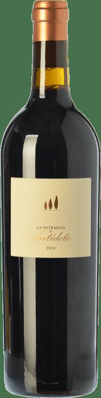 23,95 € Free Shipping | Red wine Hernando & Sourdais La Hormiga del Antídoto Reserva D.O. Ribera del Duero Castilla y León Spain Tempranillo Bottle 75 cl